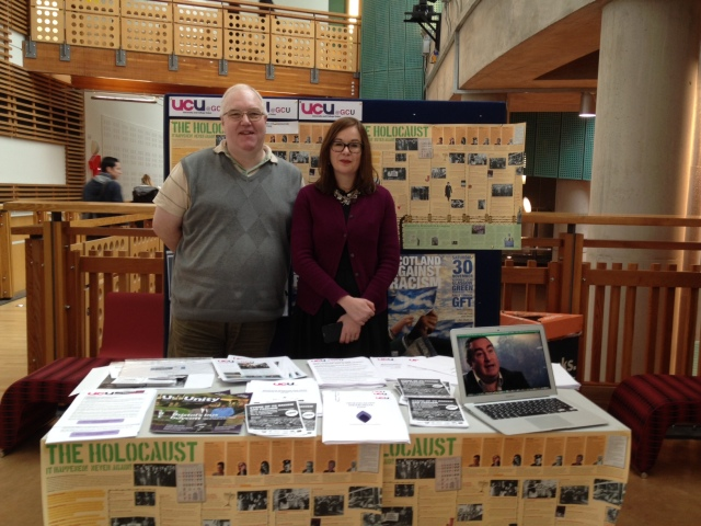 Materials from the UCU and the 'Gathering the Voices' Project