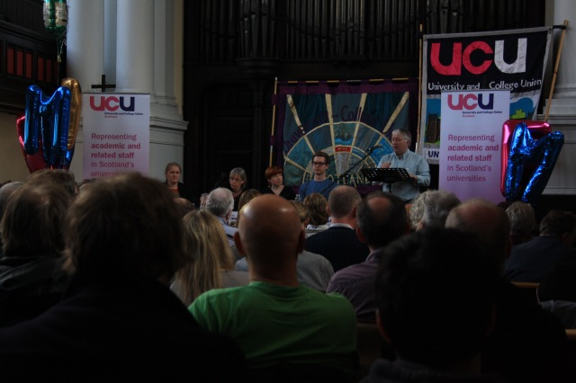 A well attended rally at Adelaides discussed the issues